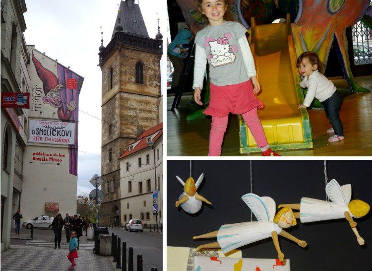 תיאטרון בובות בפראג