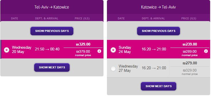 טיסה זולה לפולין