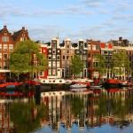 7 בתי מלון מומלצים (וזולים) באמסטרדם