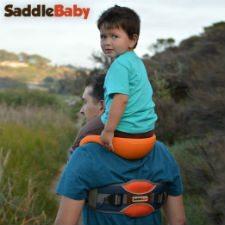 saddle baby