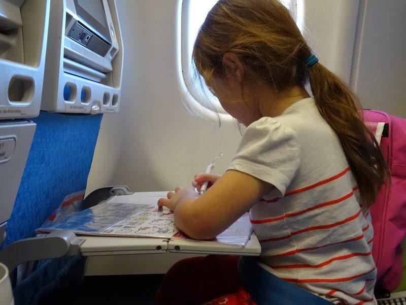 שירה במטוס