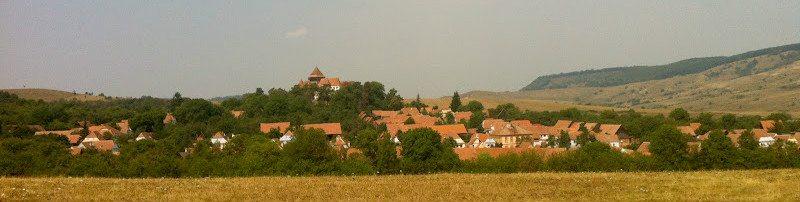 כפרק ויסקרי, רומניה