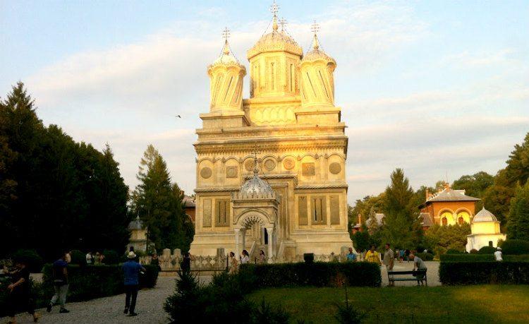 קורטאה דה ארגס, רומניה