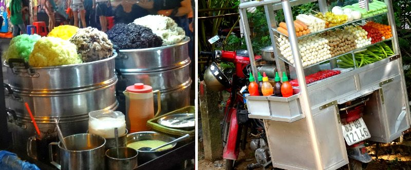 דוכני מזון בוייטנאם