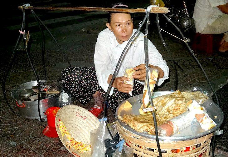 דוכני רחוב בוייטנאם