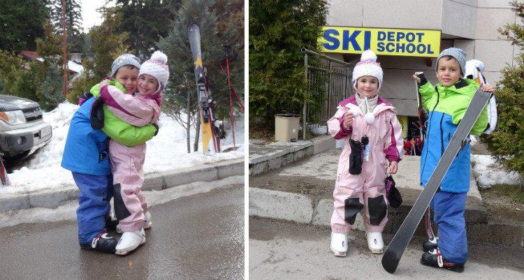 שירה ויאיר בסקי