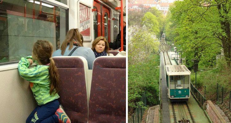 תחבורה הציבורית בפראג