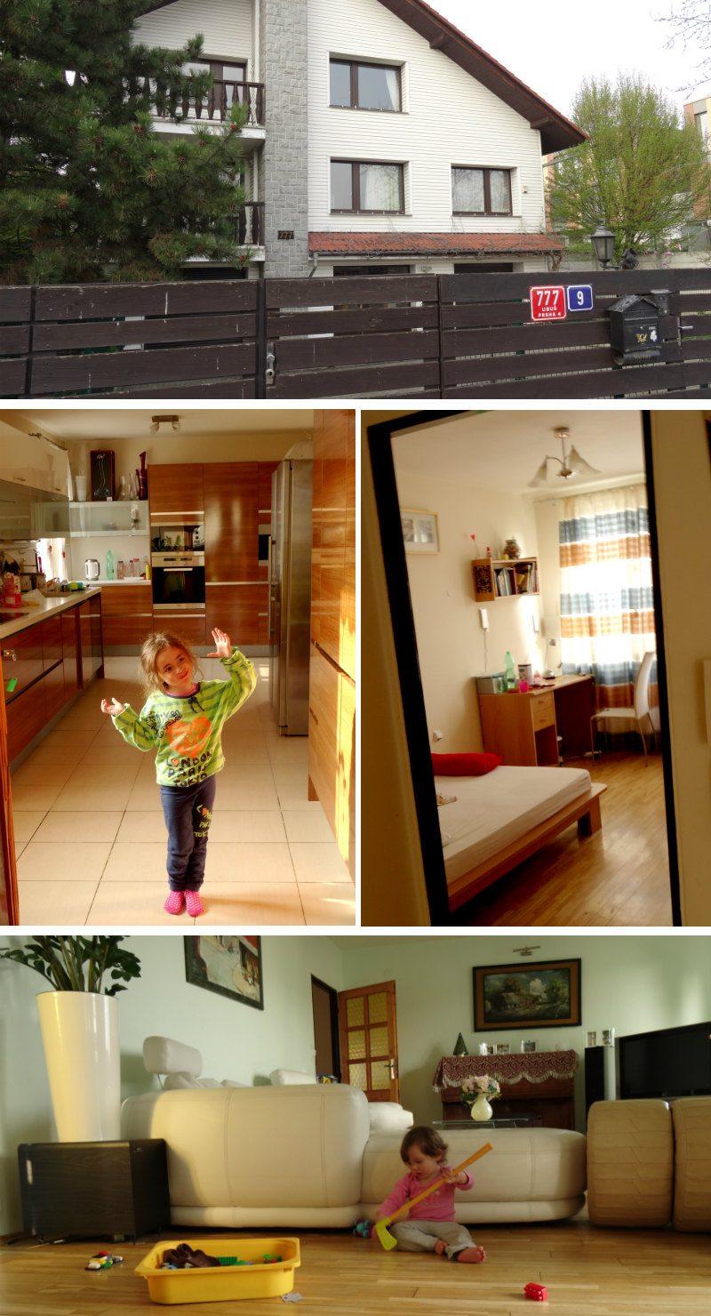 הבית שלנו בפראג