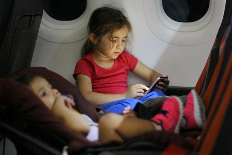 טיסה עם איזי ג'אט