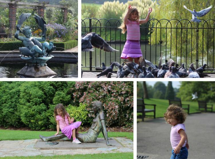 פארקים בלונדון