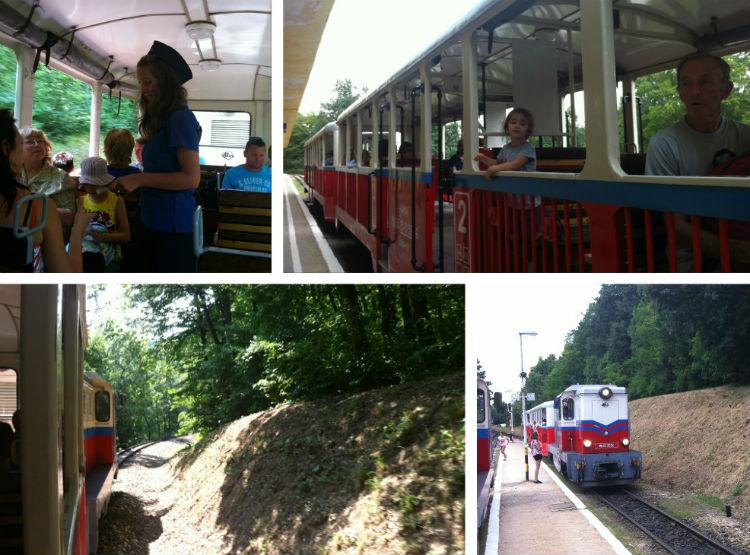 Children's Railway Budapest