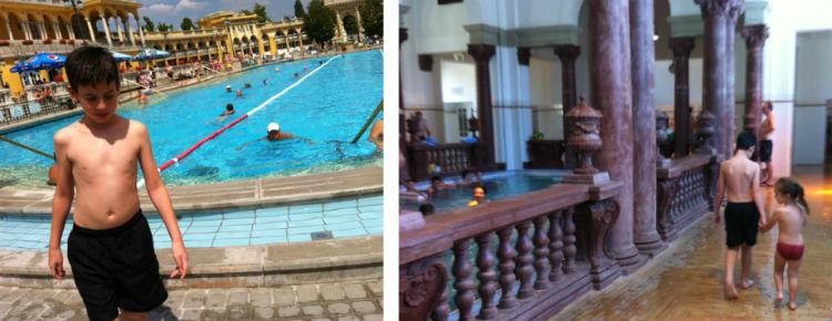Szechenyi Baths and Pool