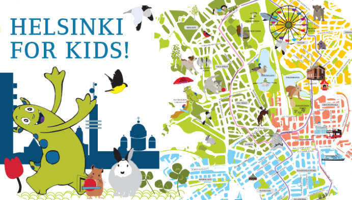 helsinki for kids