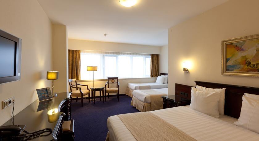 בית מלון באמסטרדם