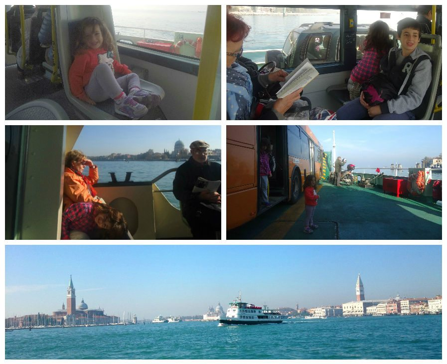 הדרך לונציה