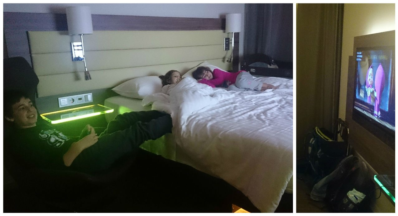 המלון במילנו