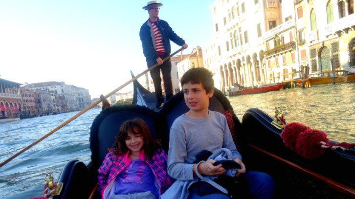 ונציה עם ילדים