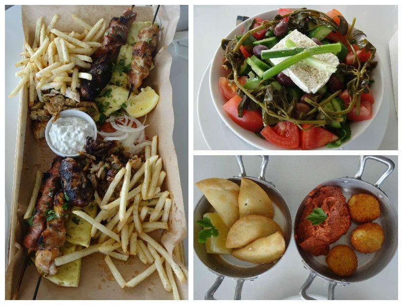 אוכל בקפריסין