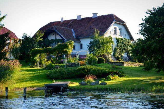 איזור האגמים צפון פולין