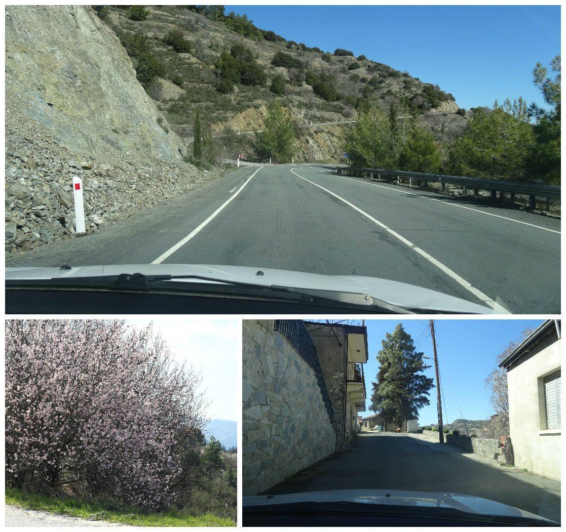 הדרך לכפר