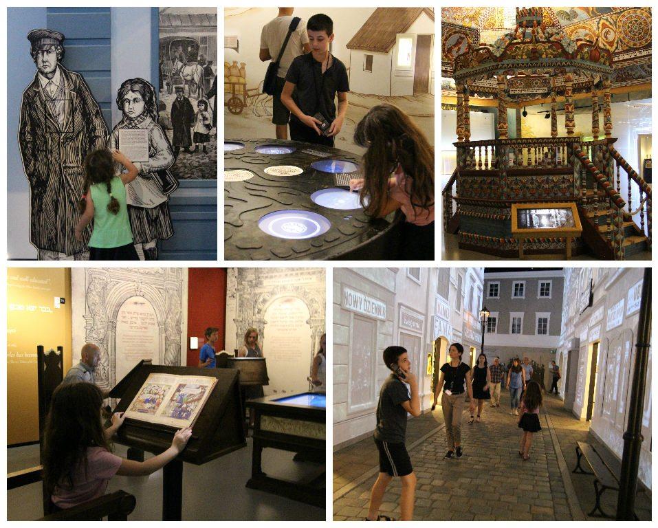 המוזיאון לתולדות יהודי פולין