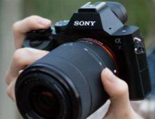 מצלמת סוני