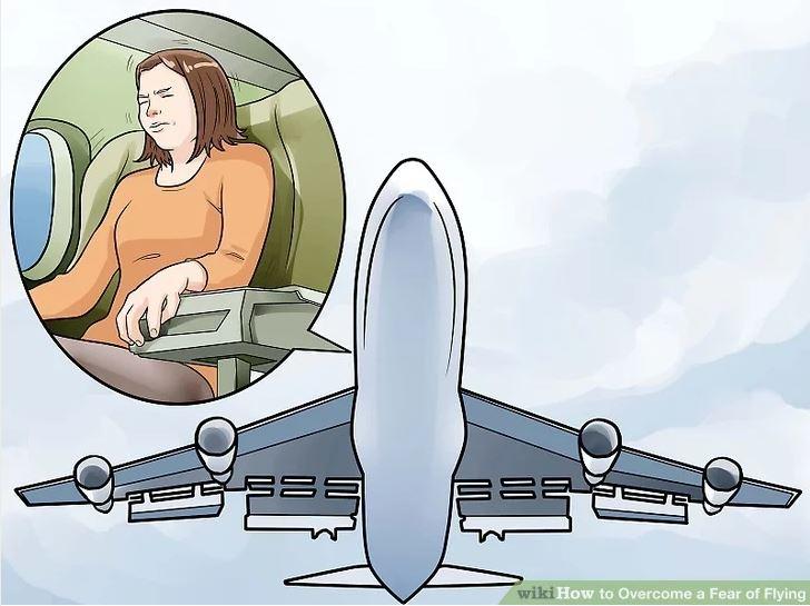 איך להתגבר על פחד מטיסות?